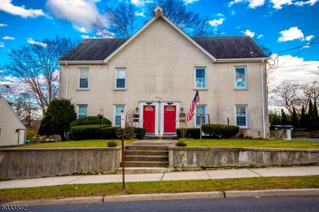 23 Madison St, Newton Town, NJ 07860 (MLS #3680683) :: William Raveis Baer & McIntosh