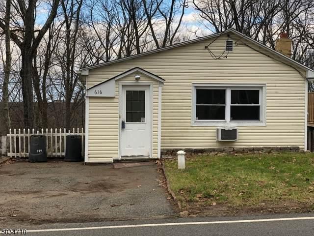 616 Brooklyn Mountain Rd, Hopatcong Boro, NJ 07843 (MLS #3680731) :: Team Cash @ KW