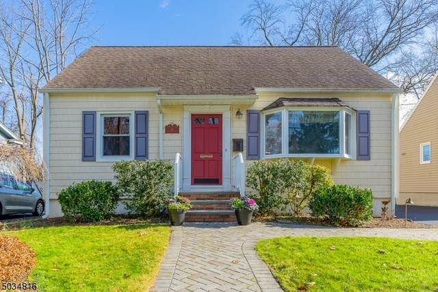 14 University Ave, Chatham Boro, NJ 07928 (MLS #3680856) :: RE/MAX Select