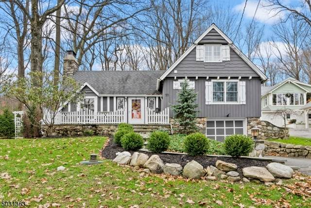 55 Woodlawn Rd, Sparta Twp., NJ 07871 (MLS #3680872) :: RE/MAX Select