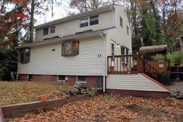 13 Acorn Trl, Jefferson Twp., NJ 07438 (MLS #3680879) :: RE/MAX Select