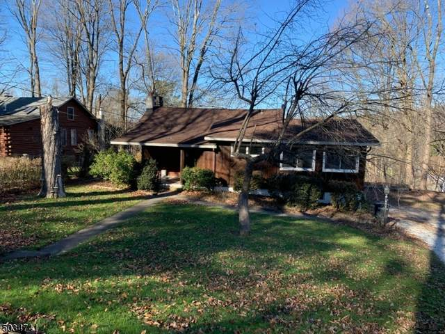 5 Ridge Rd (Andover Twp), Andover Twp., NJ 07860 (MLS #3680897) :: The Premier Group NJ @ Re/Max Central