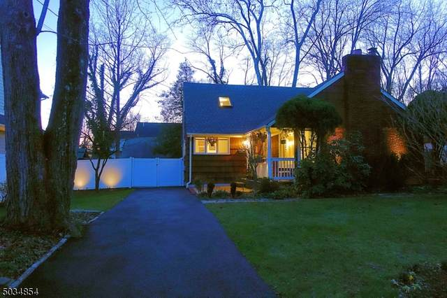 1098 Rahway Ave, Westfield Town, NJ 07090 (MLS #3680914) :: RE/MAX Select