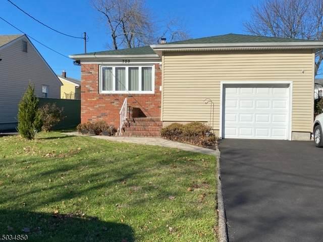 720 Monmouth Ave, Kenilworth Boro, NJ 07033 (MLS #3680938) :: RE/MAX Platinum