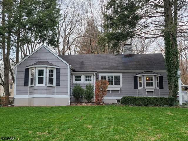 122 Intervale Rd, Mountain Lakes Boro, NJ 07046 (MLS #3680976) :: Zebaida Group at Keller Williams Realty
