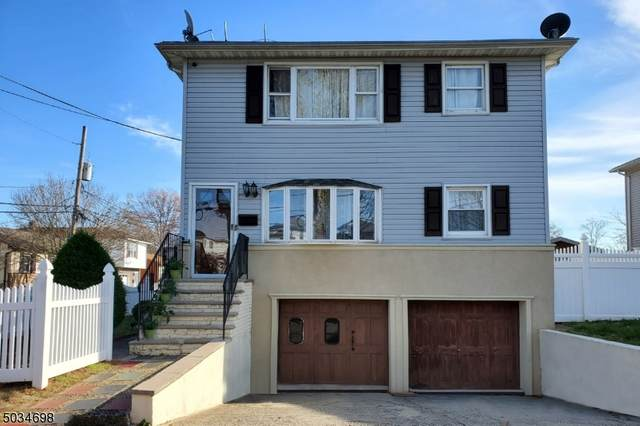 1616 Grier Ave #2, Linden City, NJ 07036 (#3680998) :: Nexthome Force Realty Partners