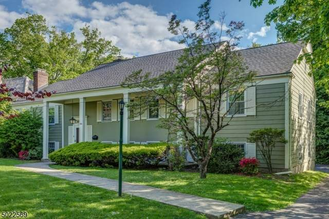 380 Hartford Road, South Orange Village Twp., NJ 07079 (MLS #3681010) :: The Lane Team