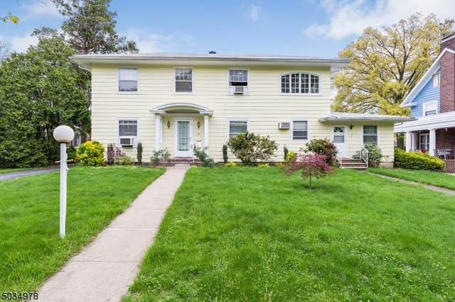 24 So. Kingman, South Orange Village Twp., NJ 07079 (MLS #3681073) :: The Lane Team