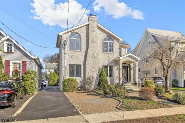 114 Cedar St, Nutley Twp., NJ 07110 (MLS #3681157) :: Pina Nazario
