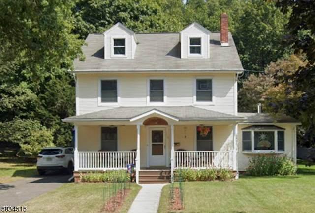 110 Church St, Ramsey Boro, NJ 07446 (MLS #3681183) :: The Sue Adler Team