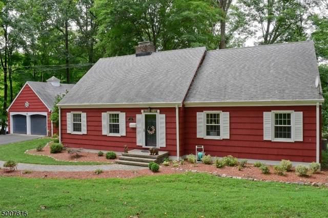 28 Woodlawn Rd, Sparta Twp., NJ 07871 (MLS #3681269) :: RE/MAX Select