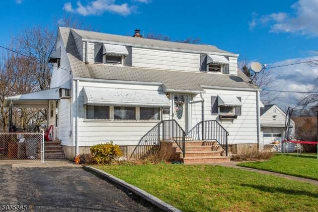 230 Livingston St, Clifton City, NJ 07013 (MLS #3681289) :: Pina Nazario