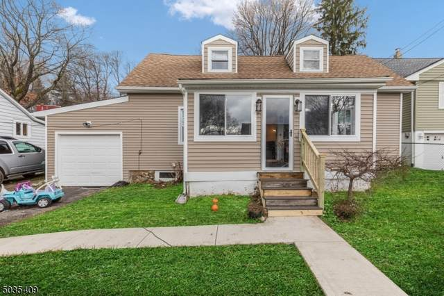 7 Lakeview Ter, Stanhope Boro, NJ 07874 (MLS #3681398) :: Coldwell Banker Residential Brokerage