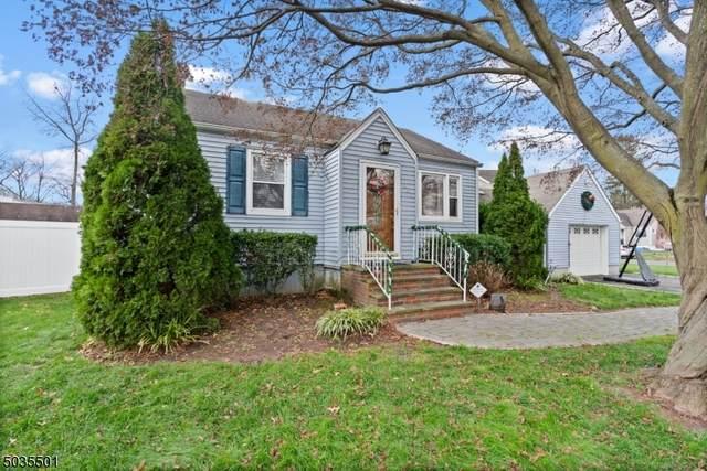 287 Roosevelt Ln, Kenilworth Boro, NJ 07033 (MLS #3681418) :: Zebaida Group at Keller Williams Realty