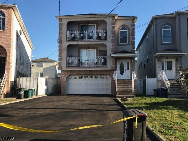 512 New York Ave, Elizabeth City, NJ 07202 (MLS #3681442) :: Team Gio | RE/MAX