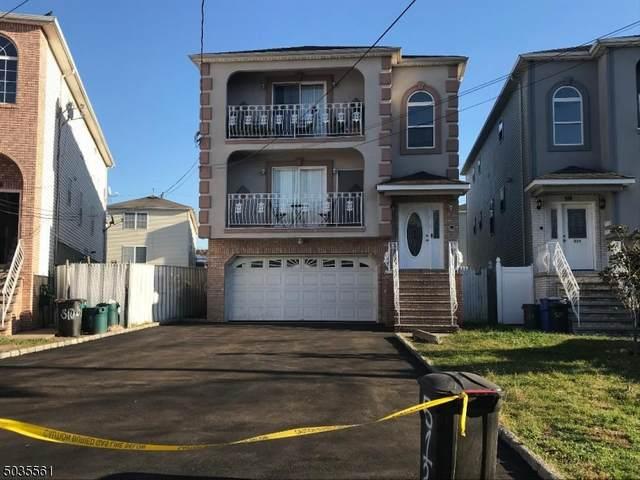 512 New York Ave, Elizabeth City, NJ 07202 (MLS #3681442) :: Zebaida Group at Keller Williams Realty