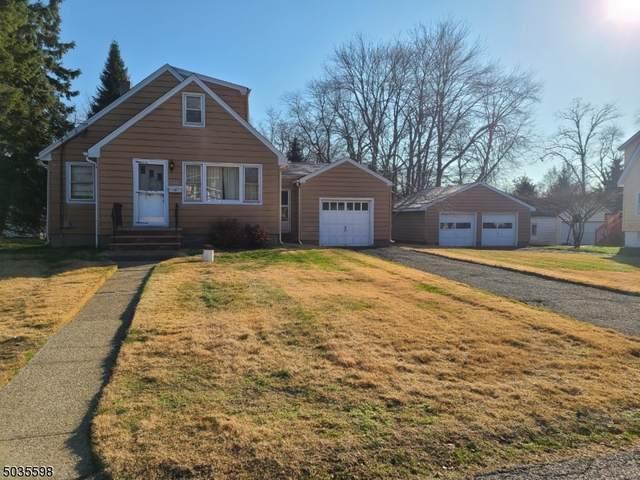 25 Smith St, Waldwick Boro, NJ 07463 (MLS #3681468) :: Coldwell Banker Residential Brokerage