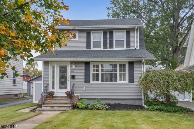 175 W Lake Avenue, Rahway City, NJ 07065 (MLS #3681478) :: Coldwell Banker Residential Brokerage
