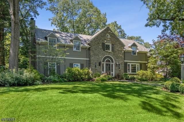435 Wychwood Rd, Westfield Town, NJ 07090 (MLS #3681485) :: Zebaida Group at Keller Williams Realty