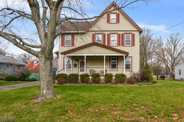 23 Jaqui Ave, Morris Plains Boro, NJ 07950 (MLS #3681492) :: RE/MAX Select