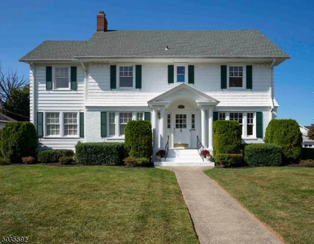 345 Prospect St, South Orange Village Twp., NJ 07079 (MLS #3681507) :: The Lane Team