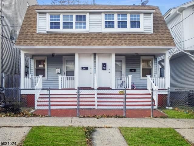 29 Mission St, Montclair Twp., NJ 07042 (MLS #3681541) :: Pina Nazario