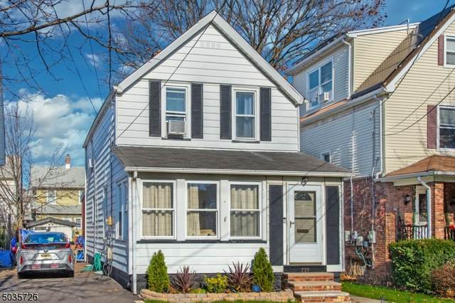 220 Hamilton Ave, Clifton City, NJ 07011 (MLS #3681577) :: Coldwell Banker Residential Brokerage