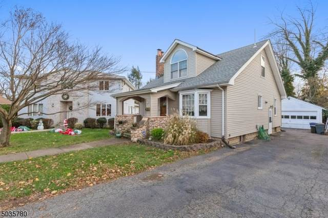 45 Montclair Ave, Nutley Twp., NJ 07110 (#3681662) :: Nexthome Force Realty Partners