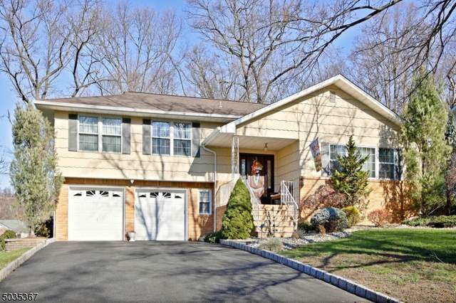 94 Brooklawn Dr, Parsippany-Troy Hills Twp., NJ 07950 (#3681749) :: Nexthome Force Realty Partners