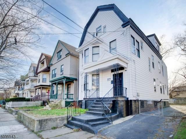 34 Millington Ave #3, Newark City, NJ 07108 (MLS #3681769) :: Coldwell Banker Residential Brokerage