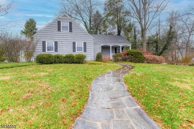 1400 Orchard Rd, Mountainside Boro, NJ 07092 (MLS #3682600) :: The Dekanski Home Selling Team