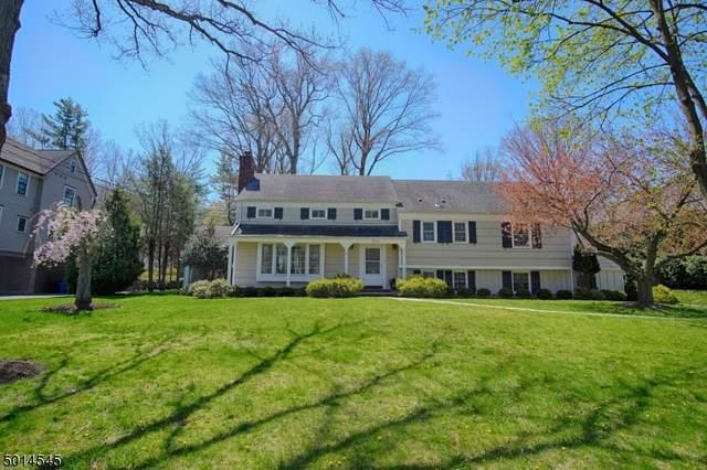 264 Long Hill Dr, Millburn Twp., NJ 07078 (#3682798) :: NJJoe Group at Keller Williams Park Views Realty