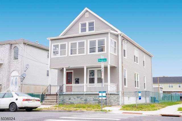 521 4TH AVE, Elizabeth City, NJ 07202 (MLS #3682890) :: Gold Standard Realty