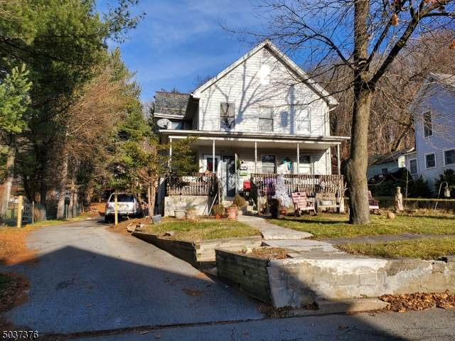 37 Clinton St, Newton Town, NJ 07860 (MLS #3683076) :: William Raveis Baer & McIntosh