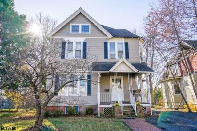8 E High St, Bound Brook Boro, NJ 08805 (MLS #3683085) :: Gold Standard Realty
