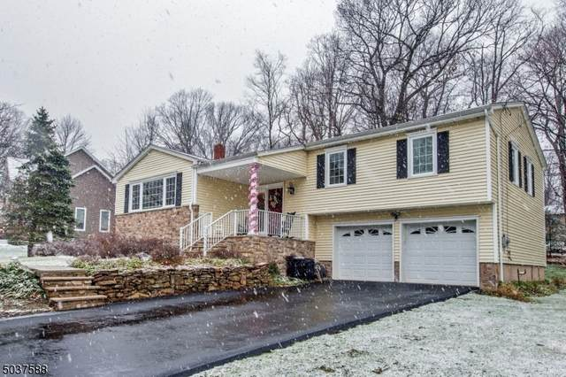 10 Chestnut Hill Rd, Randolph Twp., NJ 07869 (MLS #3683243) :: William Raveis Baer & McIntosh