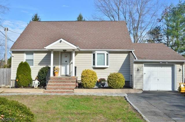 220 Mt Pleasant Ave, East Hanover Twp., NJ 07936 (MLS #3683492) :: RE/MAX Select