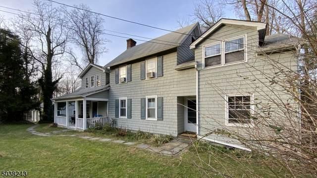 486 Meyersville Rd, Long Hill Twp., NJ 07933 (MLS #3683833) :: William Raveis Baer & McIntosh