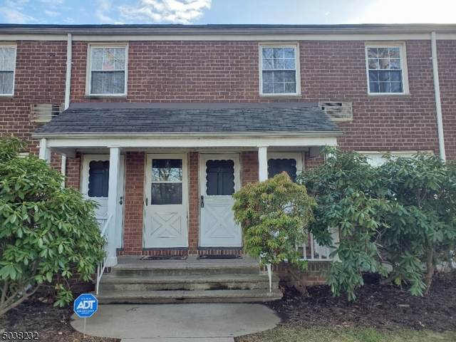 93 Clark Ct #93, Rutherford Boro, NJ 07070 (MLS #3683854) :: Coldwell Banker Residential Brokerage