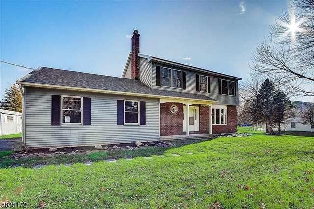 8 Ivan Rd, Knowlton Twp., NJ 07832 (MLS #3683918) :: Team Francesco/Christie's International Real Estate