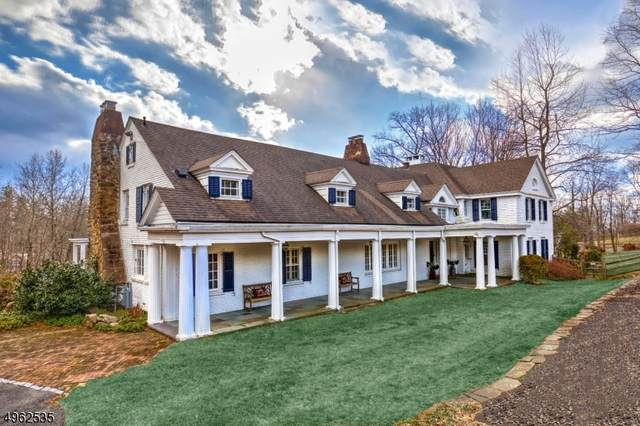 40 Turnbull Lane, Bernardsville Boro, NJ 07924 (MLS #3684155) :: The Sikora Group