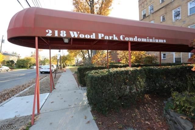 218 Broad Ave 1G 1G, Leonia Boro, NJ 07605 (MLS #3684163) :: RE/MAX Platinum