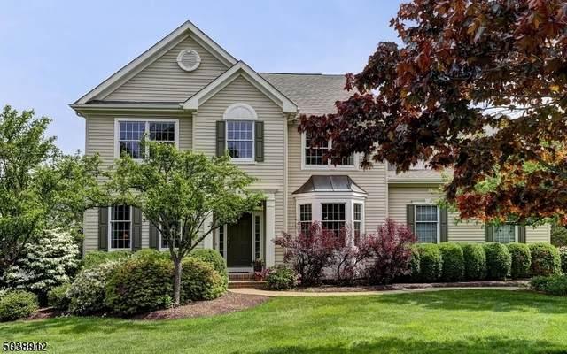 8 Princeville Ct, Montgomery Twp., NJ 08558 (MLS #3684392) :: William Raveis Baer & McIntosh