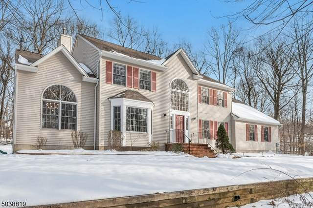 16 Chambers Pl, Randolph Twp., NJ 07869 (MLS #3684445) :: William Raveis Baer & McIntosh