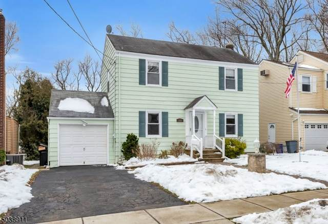 103 Darling Ave, Bloomfield Twp., NJ 07003 (MLS #3684595) :: RE/MAX Select