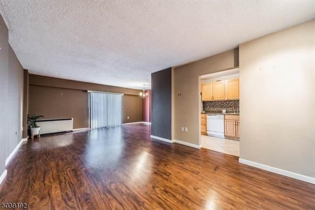10 N Wood Ave #320, Linden City, NJ 07036 (MLS #3684601) :: Gold Standard Realty