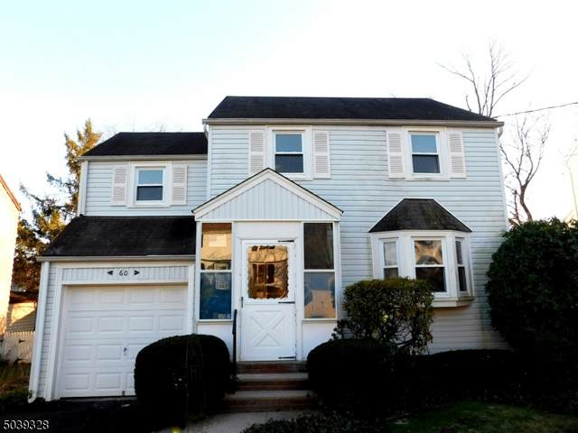 60 North Ave, Bloomfield Twp., NJ 07003 (MLS #3684702) :: RE/MAX Select