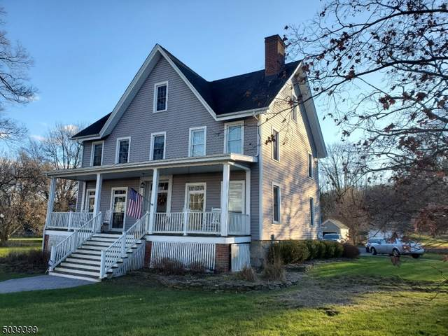 24 Mill St, Branchville Boro, NJ 07826 (MLS #3684763) :: The Premier Group NJ @ Re/Max Central
