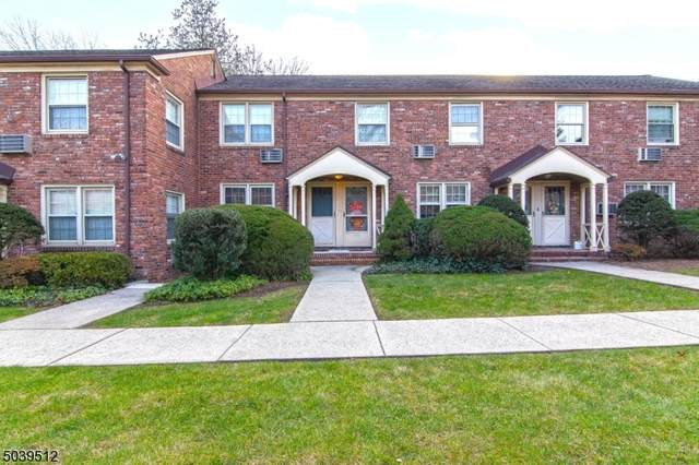 380 Main St #43, Chatham Boro, NJ 07928 (MLS #3684898) :: William Raveis Baer & McIntosh