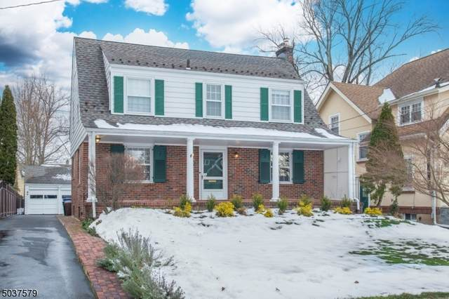 50 Georgian Rd, Morristown Town, NJ 07960 (MLS #3684924) :: Gold Standard Realty